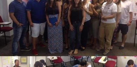 Workshop sobre Project Thinking  no Rio de Janeiro