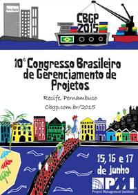 Congresso Brasileiro de Gerenciamento de Projetos – 2015