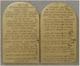 dez mandamentos 1
