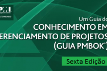 PMBOK® Guide do PMI Sexta edição