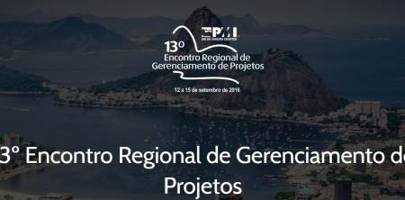 Encontro Regional de Gerenciamento de Projetos do PMI Rio