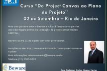 "Curso ""Do Project Canvas ao Plano do Projeto"" – valor promocional até 02 de agosto"