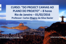 Curso do Project Canvas ao Plano do Projeto