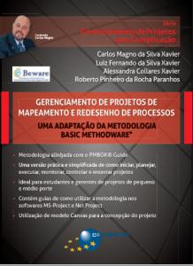 Lançamento do Livro de Gerenciamento de Projetos de Redesenho de Processos