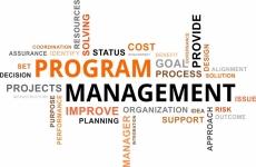Gestão de Programas de Projetos