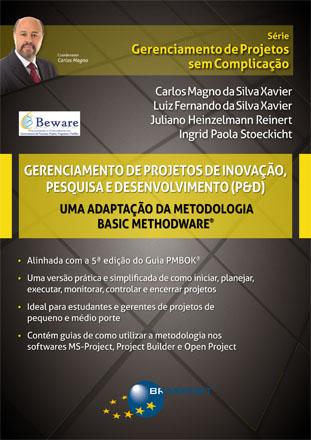Gerenciamento de Projetos de Inovação, Pesquisa e Desenvolvimento (P&D)